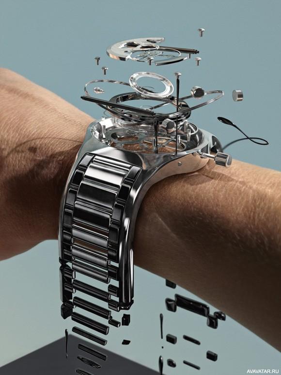 Смешные наручные часы картинки