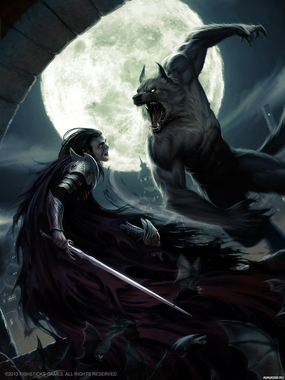 vampire vs werewolves The sims social on facebook once advertised a werewolves vs vampires week the elder scrolls series generally averts this trope outside of a very few specific.