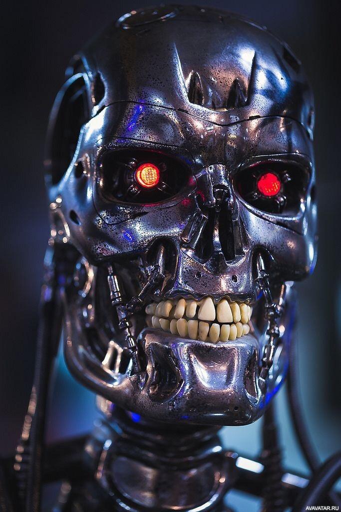 сорок фото терминатора робота вас могут быть