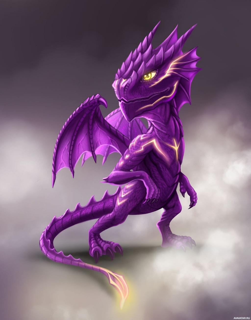 Прикольные картинки на аву дракон, юбилею лет
