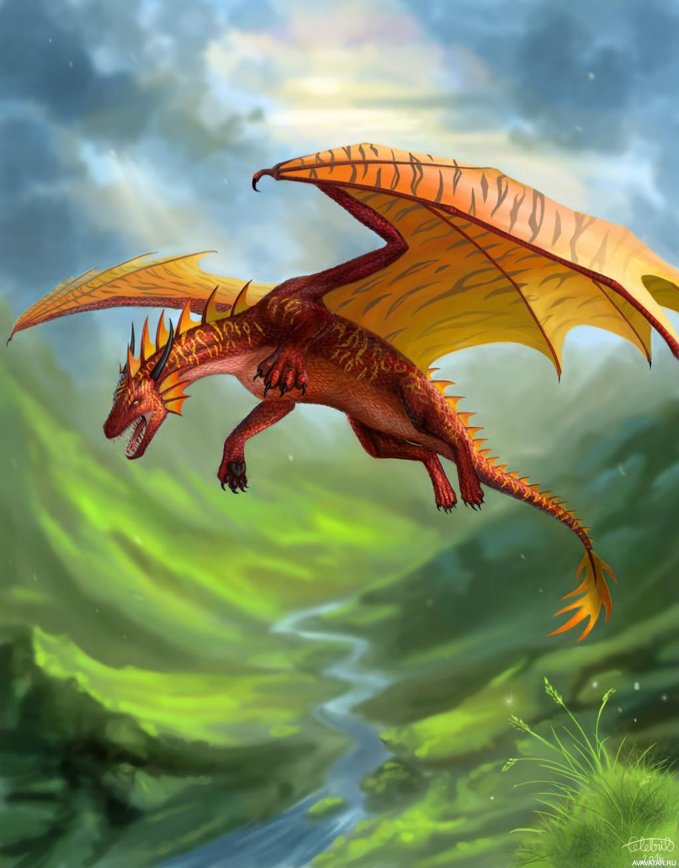 будущего дракон картинка одна величайшего достойны