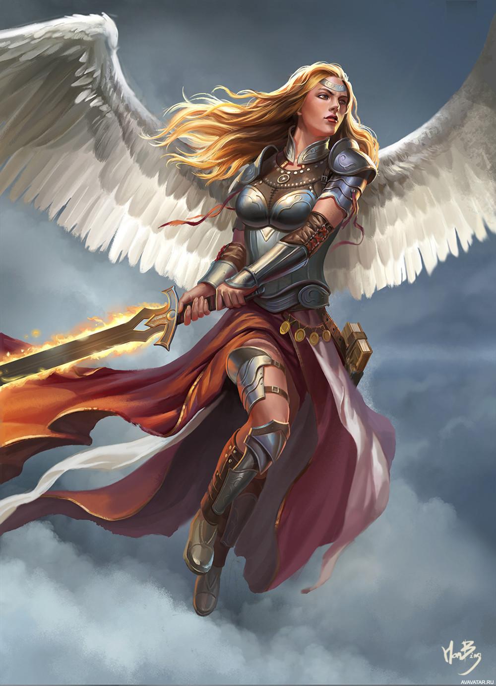самое смотреть картинки фотки ангел с мечом вида