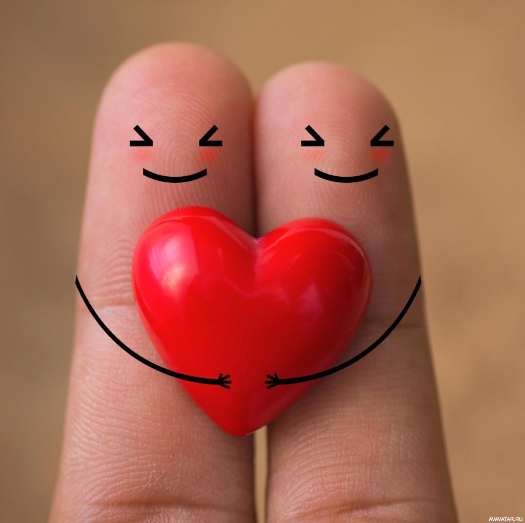 Картинки сердца руками и пальцами результате получится
