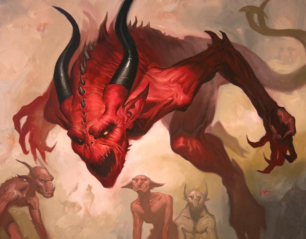 Картинки бес черт дьявол